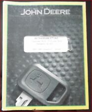 John Deere Traktoren 7610 , 7710 , 7810 Betriebsanleitung