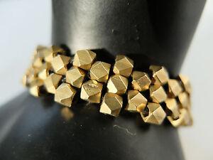 Internationale Antiq. & Kunst Gewissenhaft Tribal Gold Armband Replikat Traditioneller Armschmuck Messing Indien Asien Mangelware Sonstige