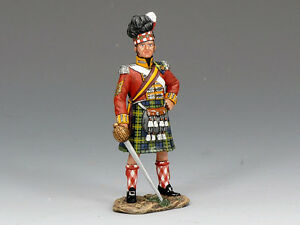 NA212 Gordon Highlanders Sergeant Major by King & Country