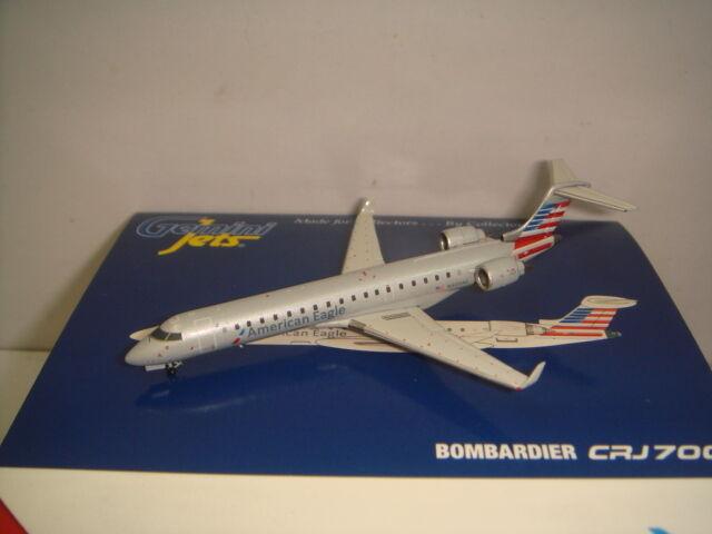 Gemini Jets 400 American Eagle Bombardier CRJ700ER  2010s New Coloree  1 400