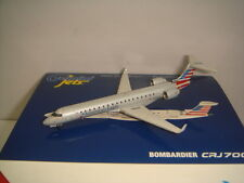 "Gemini Jets 400 American Eagle Bombardier CRJ700ER ""2010s New color"" 1:400"