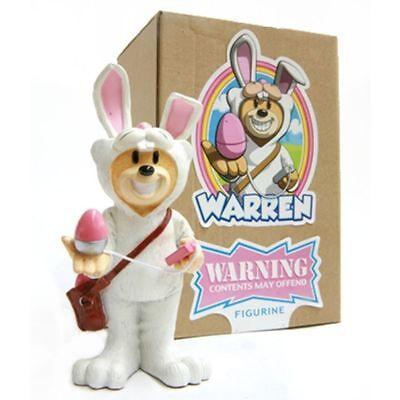 Bad Taste Bear / Bears Collectors Figurine - Warren the Easter Rabbit