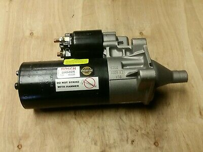 Bosch SR580X Remanufactured Starter