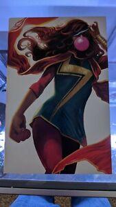 Ms-Marvel-31-Hans-Virgin-Variant-1st-appearance-of-Skunk-Girl-Kamala-Khan