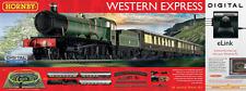 R1184 Hornby Western Express Digital Zug-Set mit eLink OO-Messgerät Neu&in Box