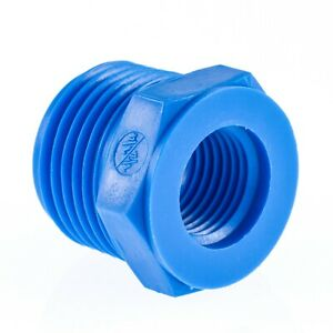 TEFEN Nylon Male /& Fem BSP Threaded Pipe /& Hose Fittings /& Hose Tail Connectors