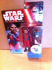 Star-Wars-Force-Awakens-Nien-Nunb-3-75-action-figure-Combined-Postage