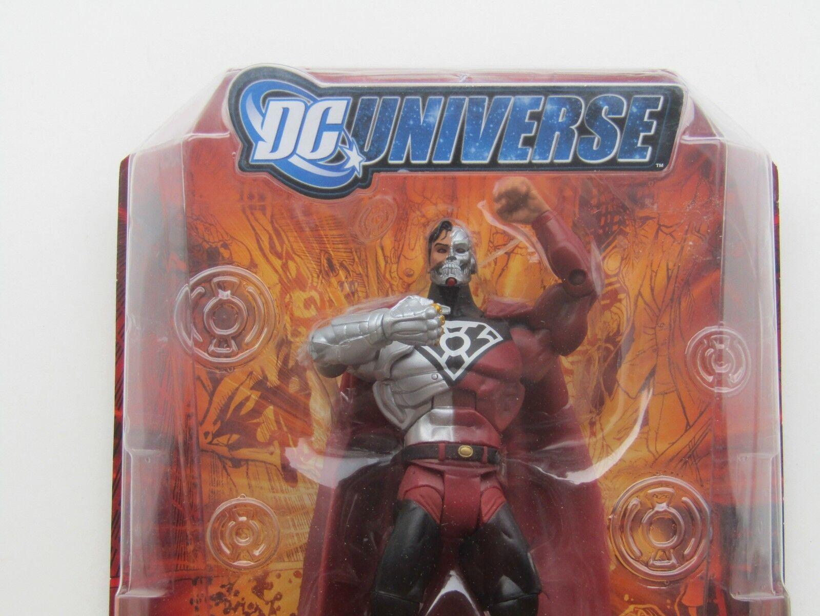 Mattel DCU DCUC Classics Cyborg Superman