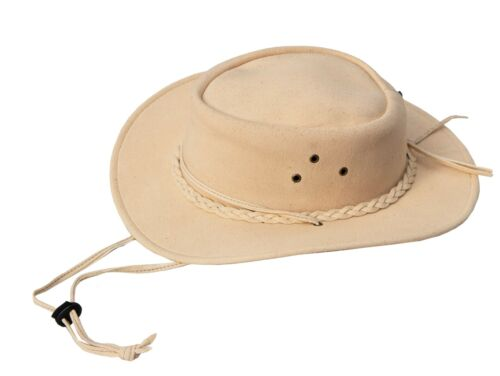 Sand Coloured  Bush Hat Seconds Sale Wombat Light weight foldable Washable Hat