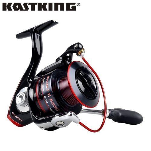 KastKing Sharky II Spinnrolle Angel Rolle Freilaufrolle Hecht Maximum Maximum Maximum 19kg Drag 209be3
