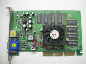 SPARKLE-SP7100M4SE-64MB-GEFORCE4-MX440SE-VGA-TV-OUT-AGP