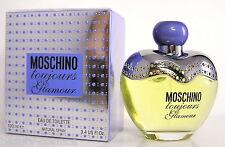 Moschino toujours Glamour 100 ml EDT Spray Neu OVP