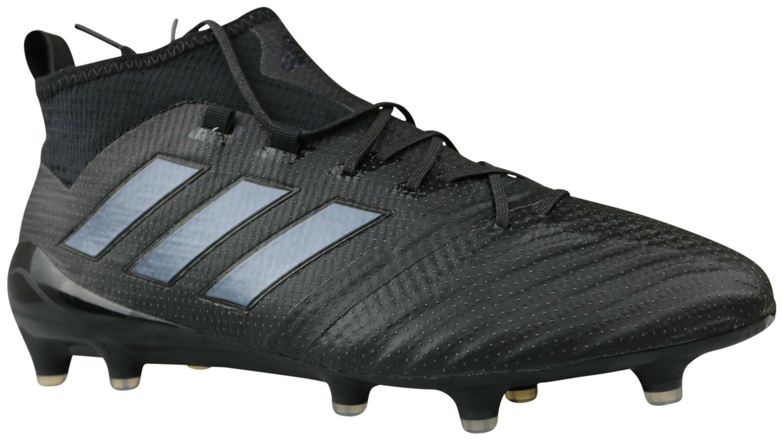ADIDAS ACE 17.1 Primeknit FG scarpe calcio camme nero s77037 MIS. 39  46 NUOVO