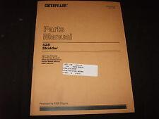Cat Caterpillar 528 Skidder Parts Book Manual Sn 96c1 Up