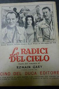Risultato immagini per LE RADICI DEL CIELO U7N FILM DI HUSTON ?