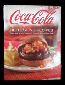 Coca-Cola-Refreshing-Recipes-Spiral-Cookbook-BRAND-NEW
