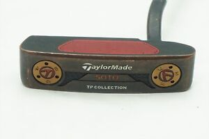 Taylormade-Tp-Black-Copper-Soto-35-034-Putter-Vgood-Rh-0794485-Right-Handed
