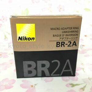 NIKON-Official-BR-2A-Macro-Adapter-Ring-52mm-13026-JAPAN-IMPORT