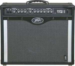 Peavey-Bandit-112-Guitar-Instrument-Amplifier-80W-Transtube-range-New-peavy