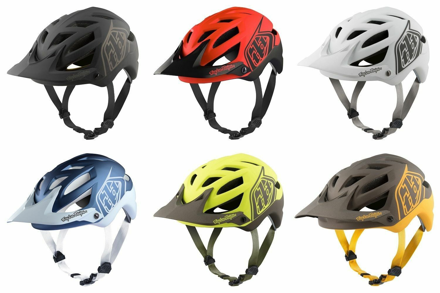 Tld Troy Lee Designs A1 Classico Mips Mountain Bike Casco Bicicletta XC Ciclismo