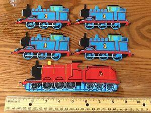 Thomas-the-Train-Tank-Engine-Fabric-Iron-On-Appliques-style-18