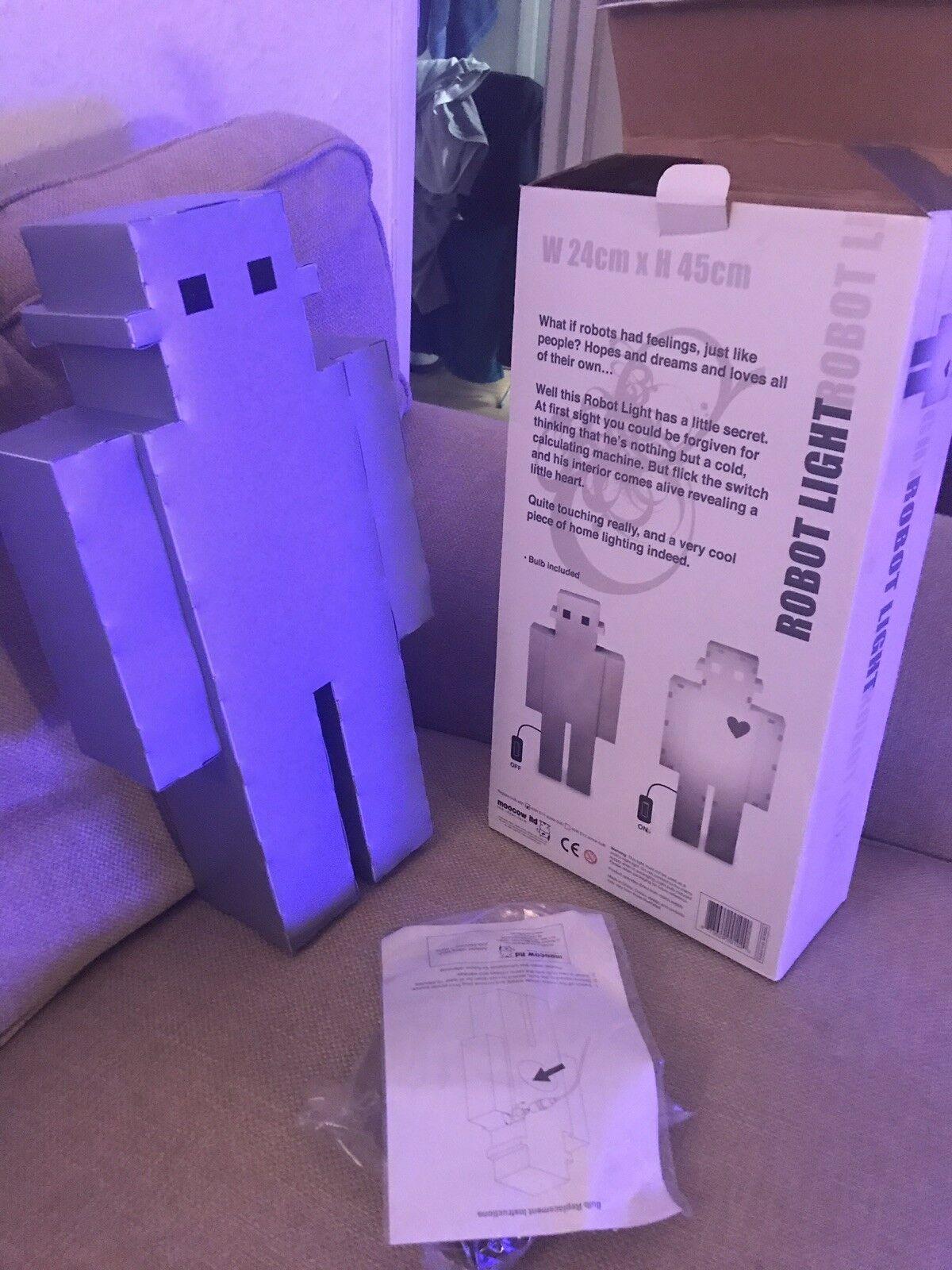 BIG Robot Stile Vintage Luce alta 450mm larghezza 250mm