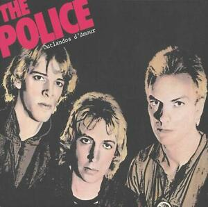 NEW-CD-Album-The-Police-Outlandos-D-039-Amour-Mini-LP-Style-Card-Case