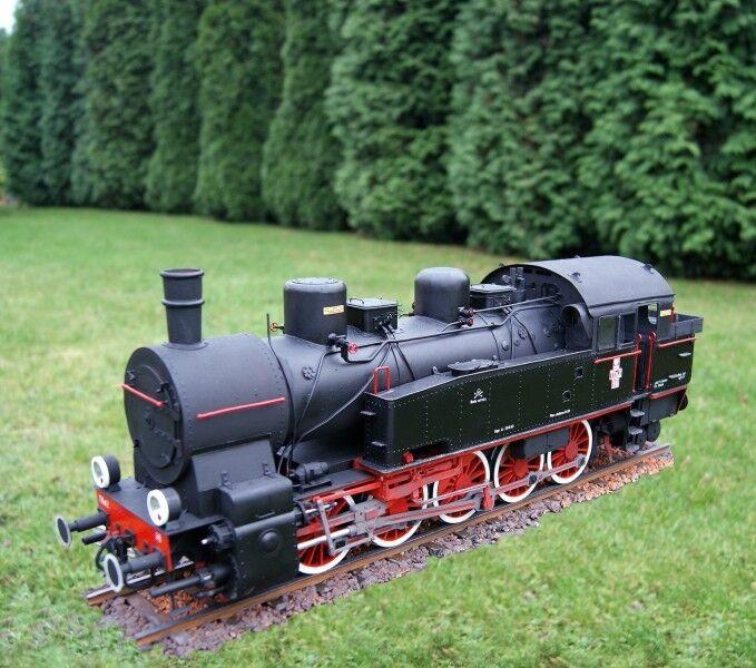 Modelik 01 15 - Locomotive tkw2, t16.1 bzw. BR 94 + Lasercut Parts