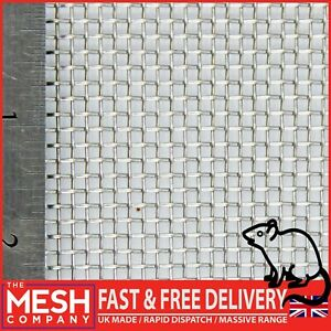 Heavy Duty Stainless Soffit Rodent Airbrick Mesh (8 LPI x 0.9mm Wire) ECONOMY