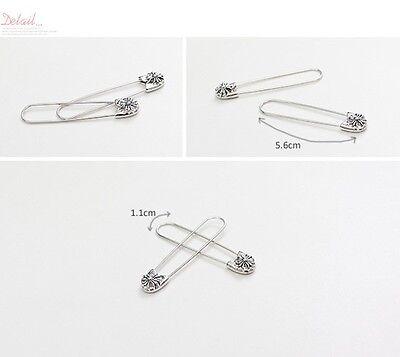 Korean BIG BANG G-DRAGON (Jiywong) - Long Pin Earring SINGLE (2 Different Size)
