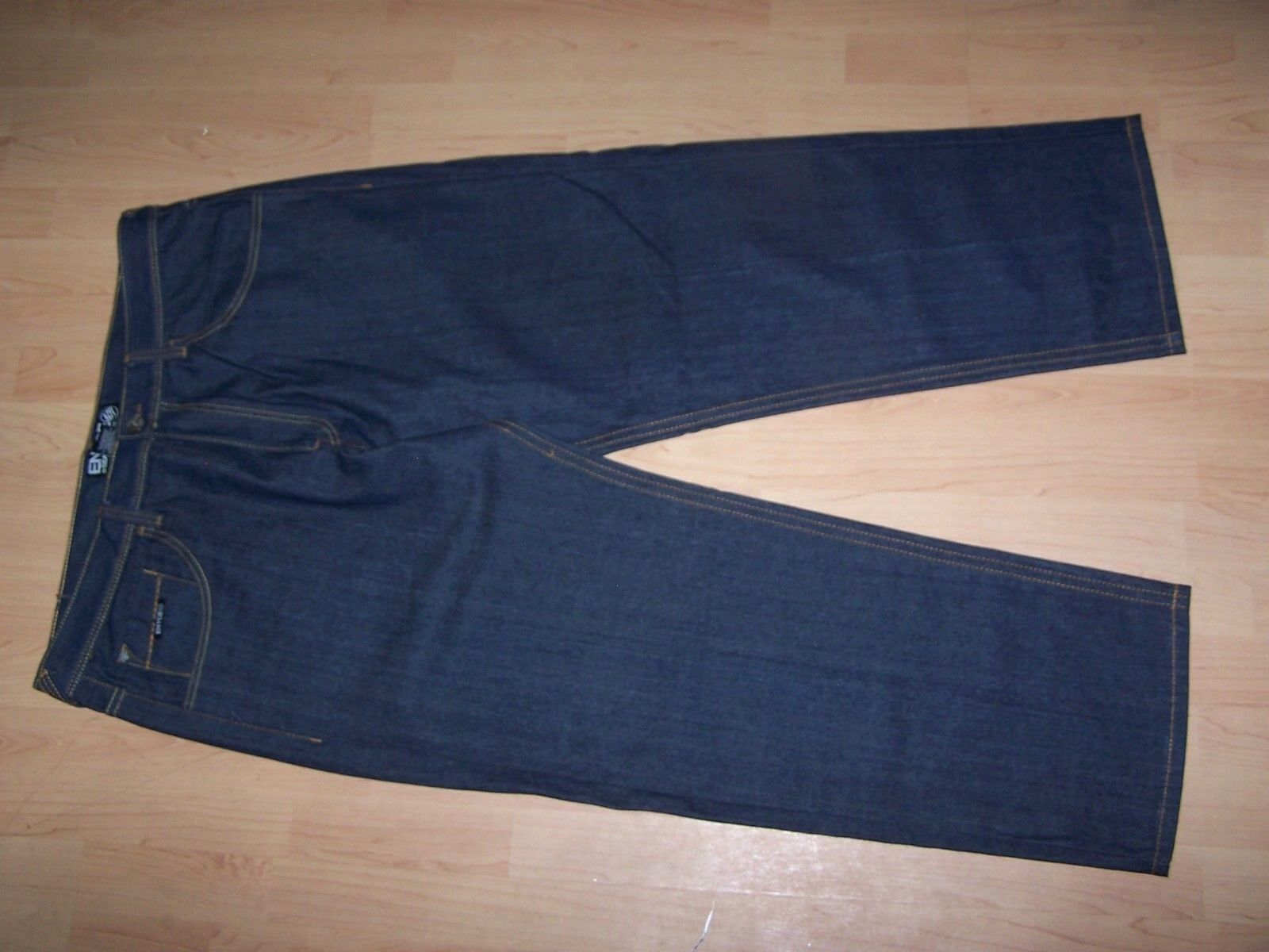 ENYCE & SEAN COMBS Mens Denim bluee Jeans Size 44 (42.5W x 30 3 4L) NWOT