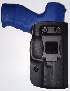 Details about WALTHER CREED Kydex Holster - IWB - Inside Waistband
