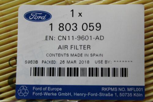 FILTRO aria originale FORD FIESTA-B-MAX-ECOSPORT 1803059