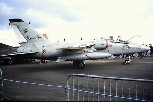 4-541-2-AMX-International-AMX-C-N-IX054-Italian-Air-Force-Kodacrome-SLIDE