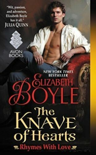 1 of 1 - The Knave of Hearts: Rhymes With Love, Boyle, Elizabeth, Very Good Book