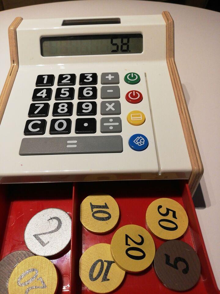 Blandet legetøj, Ikea Kasseapparat.., Ikea