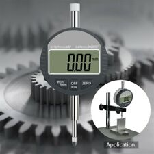 0 127mm Digital Dial Indicator Gauge Precision Measurement 001mminch