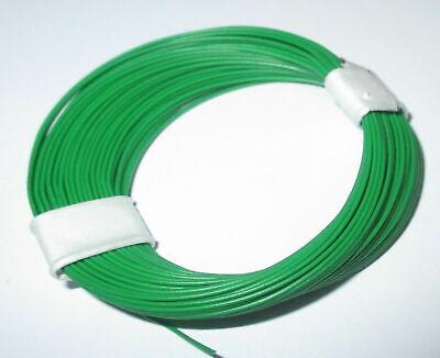 1m = 17,9 ct Decoderlitze Hochflexible 0,04 mm²   10m Ring    SCHWARZ /> *NEU*