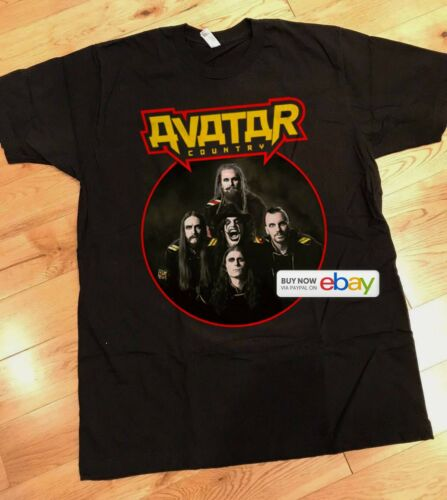 AVATAR Country North America World Tour 2019 Avatar Metal band Gildan T SHIRT