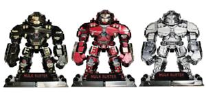3D INNO METAL SD FIGURE IRON MAN HULK BusTER 3 FarbeS Spielzeug AVENGER MARVEL DIY