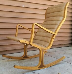 Image Is Loading 034 Heron 034 Rocking Chair By Mitsumasa Sugasawa