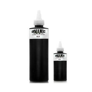 DYNAMIC BLACK LINING SHADING Tattoo Ink Supply Tribal Dark Blackest Equipment