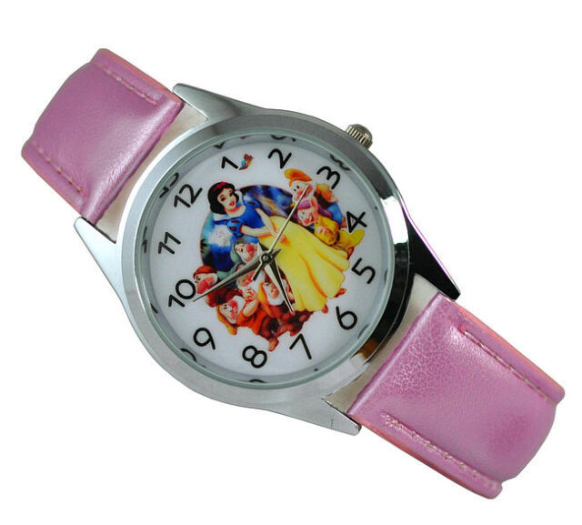 Disney Princess Snow white and the Seven Dwarfs Wrist Fashion Child Girl YSN