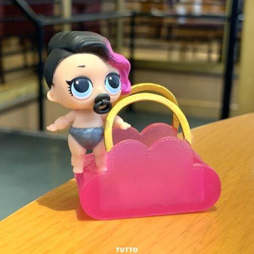 With bag LOL Surprise LiL Sisters L.O.L ROCKER GLEE CLUB SERIES 2 dolls toy