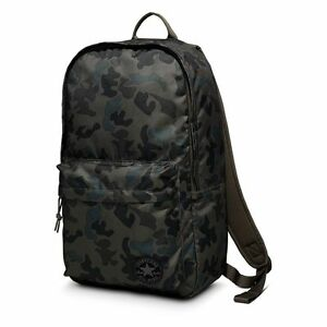 d93a8ebdaa650b Image is loading Green-Camouflage-Converse-All-Star-Backpack-Rucksack -School-