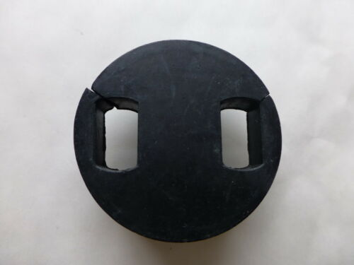 CIRCLE STYLE FOR 4//4 OR 3//4 DOUBLE BASS MUTE QUALITY ITEM BLACK UK DESPATCH!