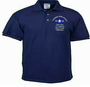 170TH-GROUP-OFFUTT-AFB-NEBRASKA-USAF-ANG-EMBROIDERED-LIGHTWEIGHT-POLO-SHIRT