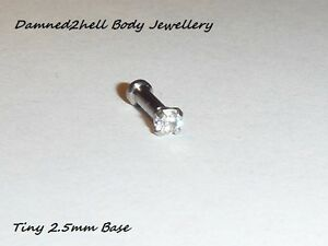INTERNAL-THREAD-TITANIUM-LABRET-STUD-WITH-TINY-2-5mm-BASE-with-CRYSTAL