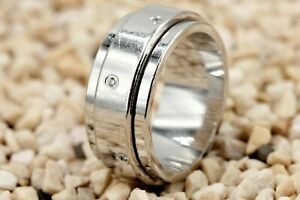PIAGET-Possession-Ring-Weissgold-750-Brillant-0-07ct-VS1-H-Groesse-65-18K-Weissgold