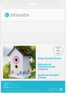 "MEDIATRN Silhouette Of America Silhouette 8.5/""X11/"" Image Transfer Paper 2//Pkg-"